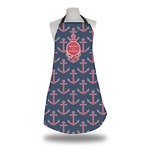 All Anchors Apron (Personalized)
