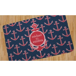 All Anchors Area Rug (Personalized)