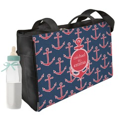 All Anchors Diaper Bag (Personalized)