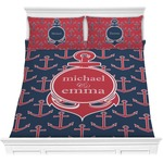 All Anchors Comforters (Personalized)