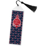 All Anchors Book Mark w/Tassel (Personalized)