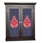 All Anchors Cabinet Decal - Custom Size (Personalized)