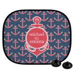 All Anchors Car Side Window Sun Shade (Personalized)