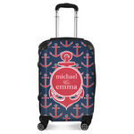 All Anchors Suitcase (Personalized)