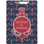 All Anchors Clipboard (Personalized)