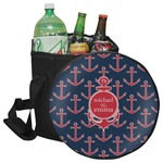 All Anchors Collapsible Cooler & Seat (Personalized)