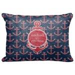 All Anchors Decorative Baby Pillowcase - 16