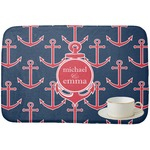 All Anchors Dish Drying Mat (Personalized)