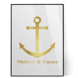 All Anchors Foil Print (Personalized)