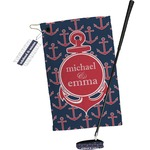 All Anchors Golf Towel Gift Set (Personalized)