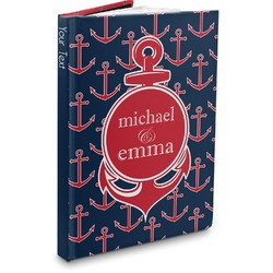 All Anchors Hardbound Journal (Personalized)