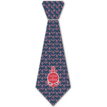 All Anchors Iron On Tie - 4 Sizes w/ Couple's Names