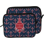 All Anchors Laptop Sleeve / Case (Personalized)