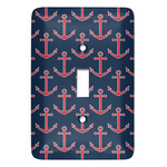 All Anchors Light Switch Covers - Multiple Toggle Options Available (Personalized)