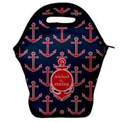 All Anchors Lunch Bag w/ Couple's Names