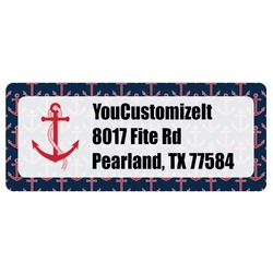 All Anchors Return Address Labels (Personalized)