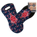 All Anchors Neoprene Oven Mitt (Personalized)