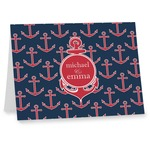 All Anchors Note cards (Personalized)