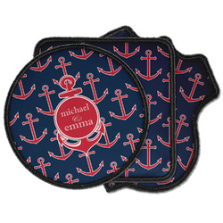 All Anchors Iron on Patches (Personalized)