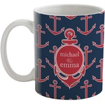 All Anchors Coffee Mug (Personalized)