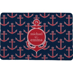 "All Anchors Comfort Mat - 24""x36"" (Personalized)"