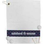 All Anchors Golf Towel (Personalized)
