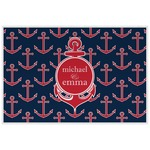 All Anchors Placemat (Laminated) (Personalized)