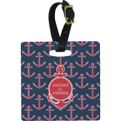 All Anchors Luggage Tags (Personalized)