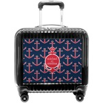All Anchors Pilot / Flight Suitcase (Personalized)