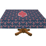 All Anchors Tablecloth (Personalized)