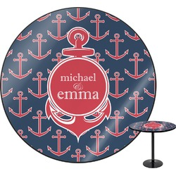All Anchors Round Table (Personalized)