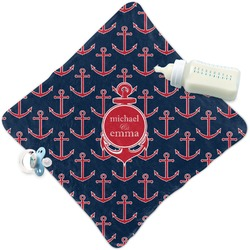 All Anchors Security Blanket (Personalized)