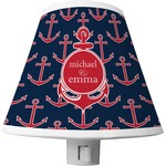 All Anchors Shade Night Light (Personalized)
