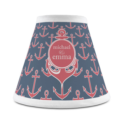 All Anchors Chandelier Lamp Shade (Personalized)