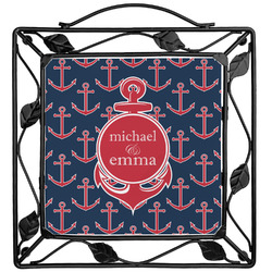 All Anchors Trivet (Personalized)