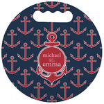 All Anchors Stadium Cushion (Round) (Personalized)