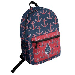 All Anchors Student Backpack (Personalized)