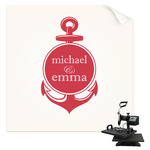 All Anchors Sublimation Transfer (Personalized)