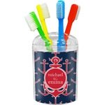 All Anchors Toothbrush Holder (Personalized)