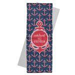 All Anchors Yoga Mat Towel (Personalized)