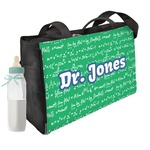 Equations Diaper Bag (Personalized)