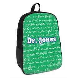 Equations Kids Backpack (Personalized)
