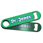 Equations Bar Bottle Opener w/ Name or Text