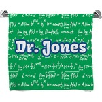 Equations Bath Towel (Personalized)