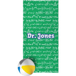 Equations Beach Towel (Personalized)