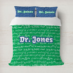 Equations Duvet Cover (Personalized)