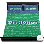 Equations Duvet Cover Set (Personalized)