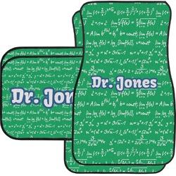 Equations Car Floor Mats (Personalized)