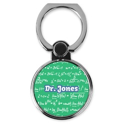 Equations Cell Phone Ring Stand & Holder (Personalized)