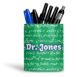 Equations Ceramic Pen Holder